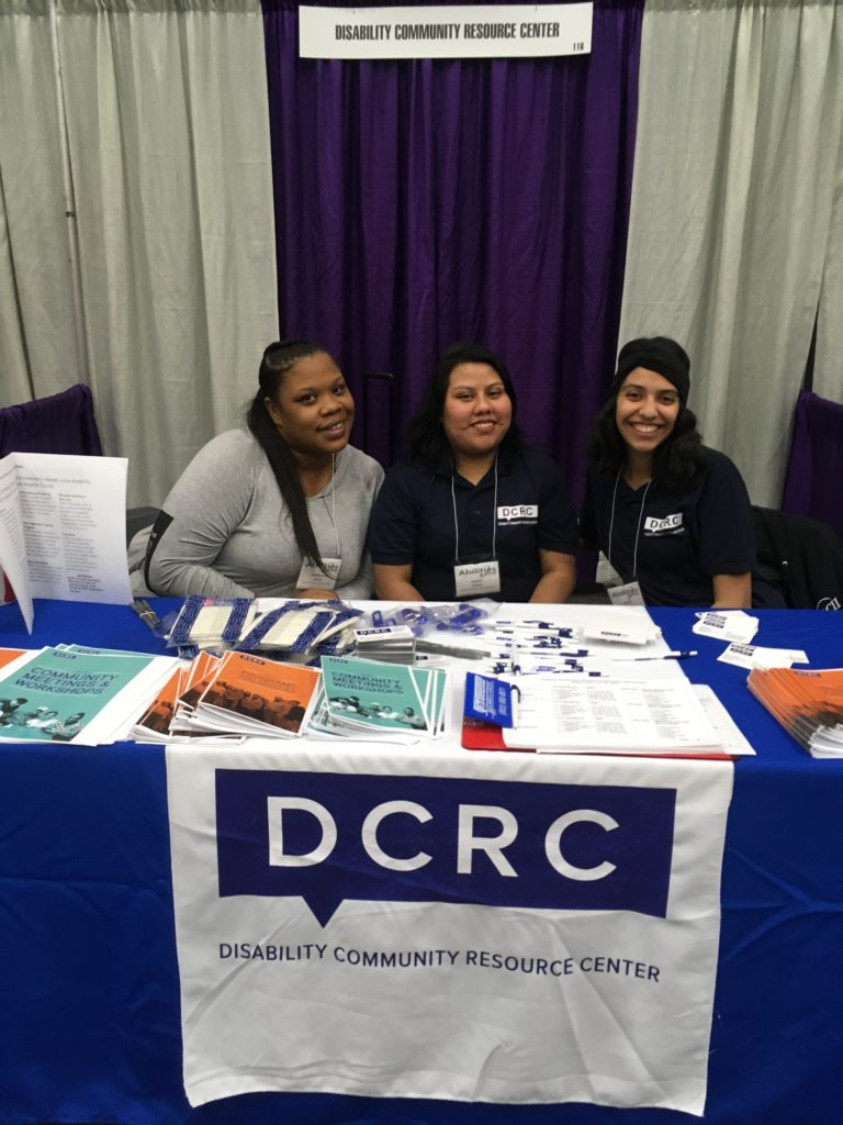DCRC at the Abilities Expo LA - Disability Community